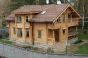 Деревянный дом «Татьяна»