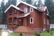 Деревянный дом «Лесная сказка»